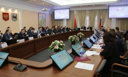 Сергей Левченко: Иркутская область и Республика Беларусь заинтересованы в развитии сотрудничества