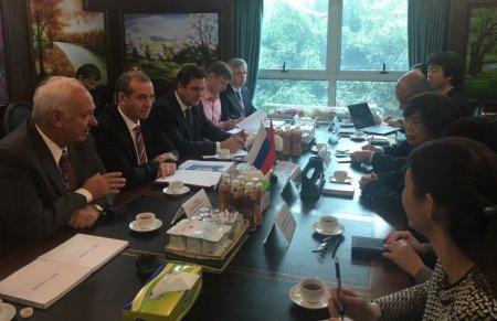 Сергей Левченко: Развитие сотрудничества между Иркутской областью и Вьетнамом в сфере сельского хозяйства имеет реальные перспективы