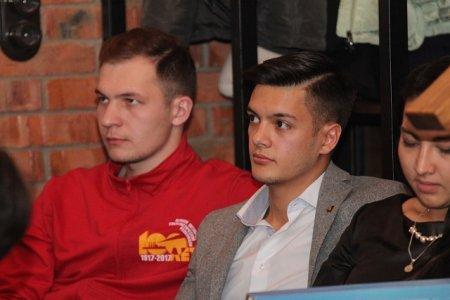 Иркутские комсомольцы приняли участие в дискуссии «Молодёжь и выборы»