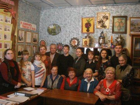 Каменск: незабываемая и поучительная встреча поколений