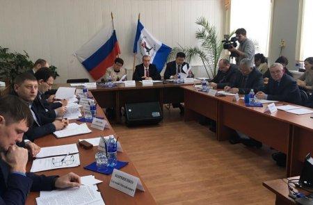 В Боханском районе состоялось заседание Совета по делам УОБО с участием Губернатора Сергея Левченко