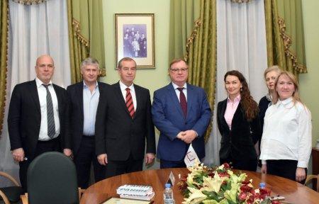 Иркутская область и Российский книжный союз заключили соглашение о сотрудничестве