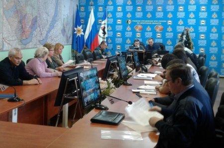 Виктор Кондрашов: Главам муниципальных образований Иркутской области следует активизировать профилактическую работу по предупреждению пожаров