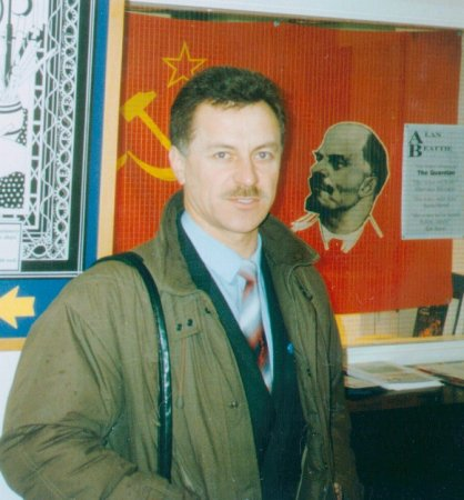 Антон Романов: Революция не закончилась