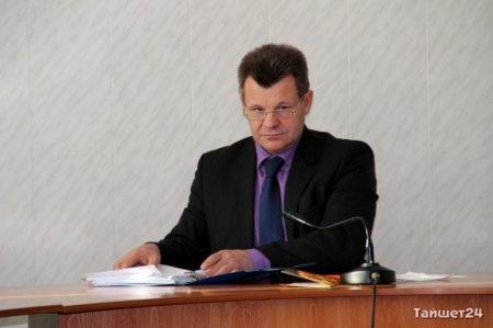 Александр Величко снова на работе