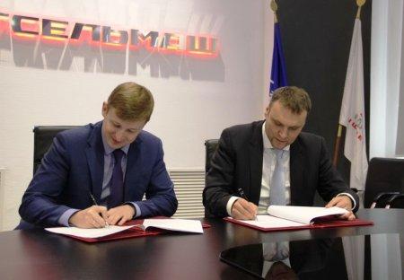 Илья Сумароков: курс - на техническое перевооружение сельхозпроизводства