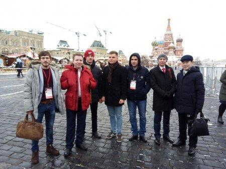 «Учиться! Бороться! Побеждать!» Иркутские комсомольцы приняли участие в VI Съезде ЛКСМ