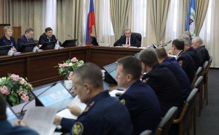Сергей Левченко: Правопорядок требует согласованных действий