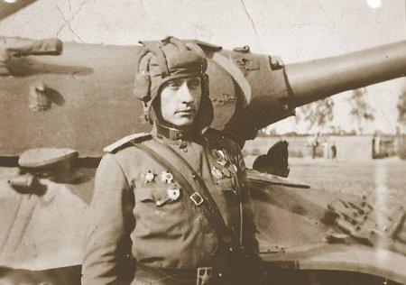 «Маринеско бронетанковых войск». К 100-летию Советской Армии