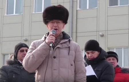 Сергей Чупров: нужно менять фундамент страны