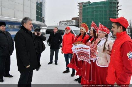 Павел Грудинин встретился с работниками