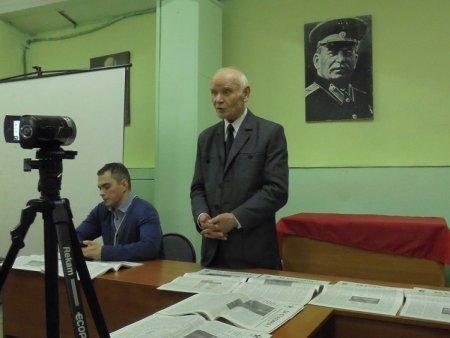Общество «Наш Сталин» приглашает обсудить программу «20 шагов Павла Грудинина»
