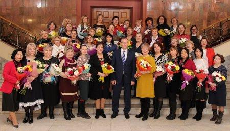Женщины-лидеры