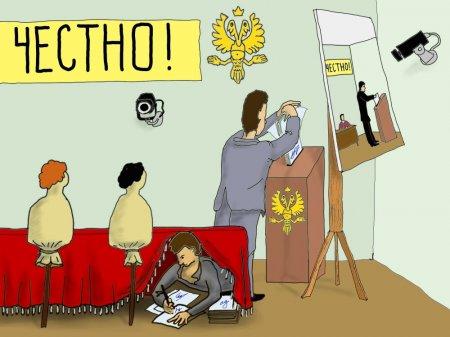 Нарушения на президентских выборах. Сводная таблица