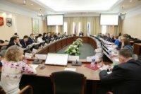 В Правительстве Иркутской области рассмотрели ход выполнения программы комплексного развития моногородов
