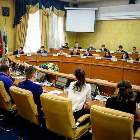 Ручная молодежь «Единой России», или первое заседание Молодежной Думы г. Иркутска 2 созыва
