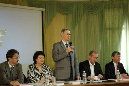 В Иркутске состоялась 20-я молодёжная научная конференция