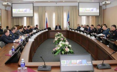 Сергей Левченко: необходимо обеспечить безопасность мероприятий в честь Дня Победы