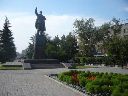 Коммунисты Иркутска готовятся к дню рождения В. И. Ленина