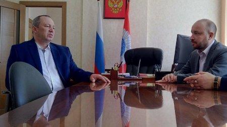 Михаил Щапов побывал с рабочей поездкой в Слюдянском районе