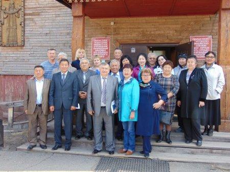Ветераны комсомола Усть-Ордынского Бурятского округа начали подготовку к 100-летию ВЛКСМ