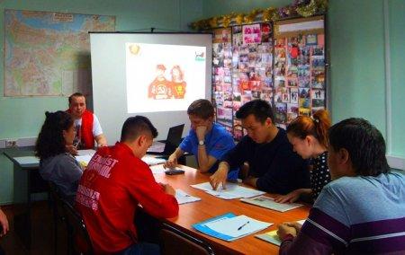 Иркутские комсомольцы начинают подготовку к Байкальской школе