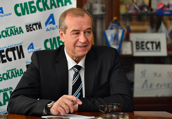 Сергей Левченко: Я предпочитаю действовать в открытую