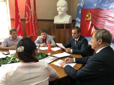 Комсомольцы начали подготовку к ВБШКА-2018