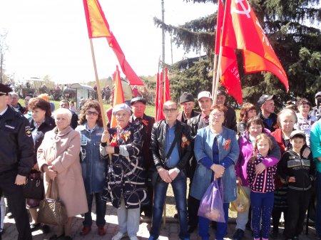 Черемховкие коммунисты отмечают рост патриотизма в народе