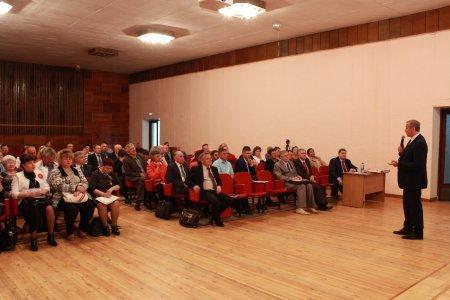 В Иркутске открылся Съезд областной ассоциации депутатов и глав муниципалитетов «Товарищ»