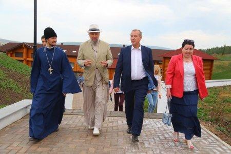 Качугский район: от обновления школ до переработки опилок