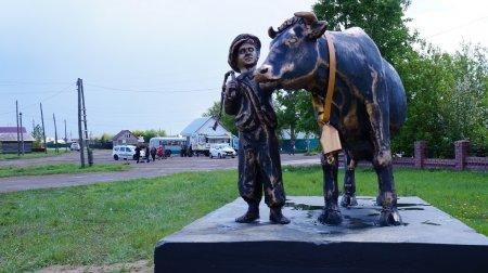 Первый областной фестиваль молока