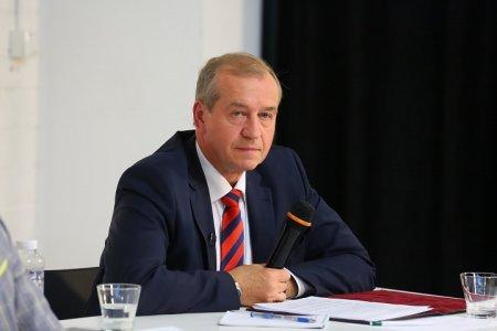 Сергей Левченко: Хочу быть полезным Иркутской области