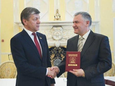 Андрей Маслов: На защите исторической правды