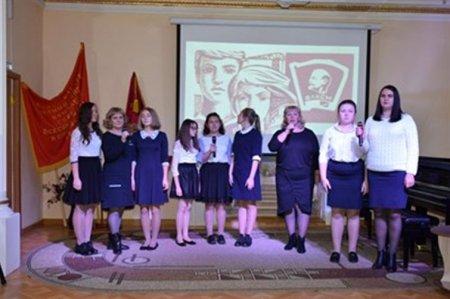 В Бодайбо на торжественном собрании отметили 100-летие Ленинского комсомола