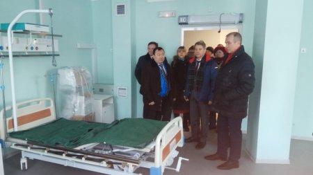 Сергей Левченко: готовится к открытию стационар Боханской районной больницы