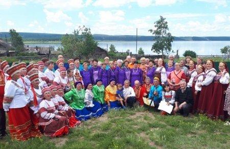 «Русская гармонь» начала путь по районам Иркутской области
