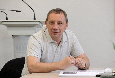 Поздравляем журналиста Сергея Королёва с юбилеем!