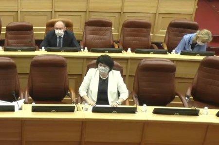 Депутаты КПРФ принимают участие в работе штаба по предупреждению распространения коронавируса