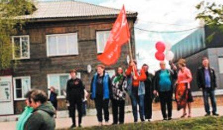 День Победы, как он был от нас далёк... Как Иркутская область отметила великую дату