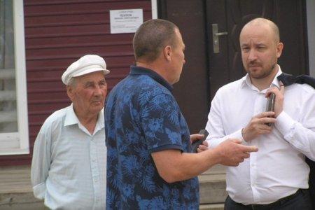 «Люди научились отделять информацию от пропаганды»: кандидат в губернаторы М. Щапов об избирательной кампании