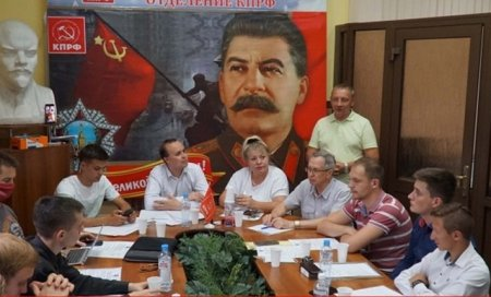 Комсомол г. Иркутска: главной задачей избирательной кампании 2020 года считать победу Михаила Щапова