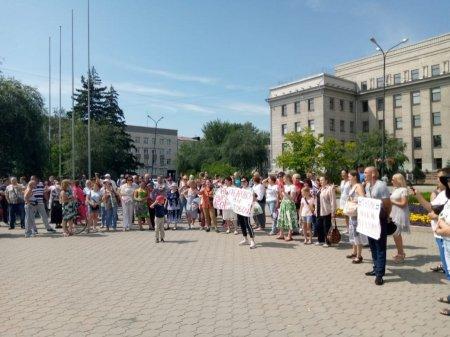«Фургала – в Хабаровск, Левченко – в Иркутск!»: иркутяне поддержали хабаровчан шествием