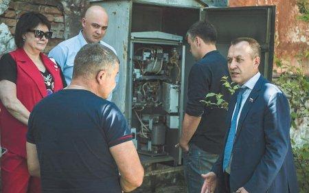 Восстановить работу станций ЭХЗ намерены депутаты Заксобрания