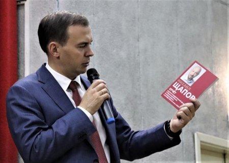 Юрий Афонин в Ангарске: Михаил Щапов на посту губернатора будет твердо защищать Байкал и интересы жителей Приангарья