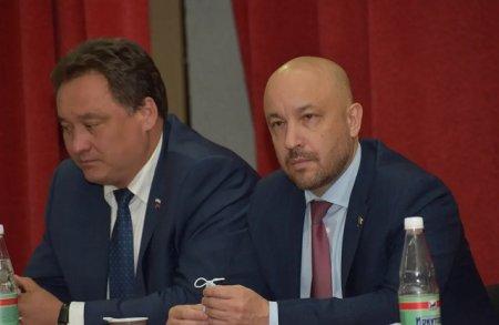 «Мы идём одной командой»: кандидаты от КПРФ Михаил Щапов и Александр Белов встретились с ангарчанами