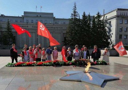 Памятные акции в честь 75-летия окончания Второй Мировой войны