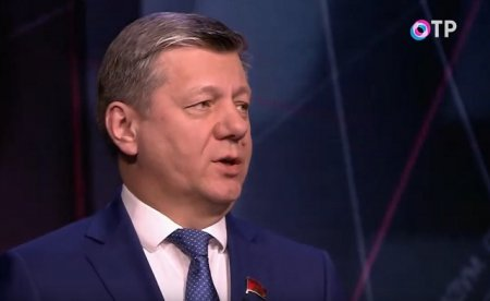 Дмитрий Новиков о будущем составе Государственной Думы в эфире Общественного Телевидения