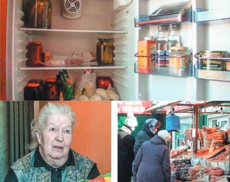Дань и грань. Как отражается рост цен на продукты на жизни пенсионеров?