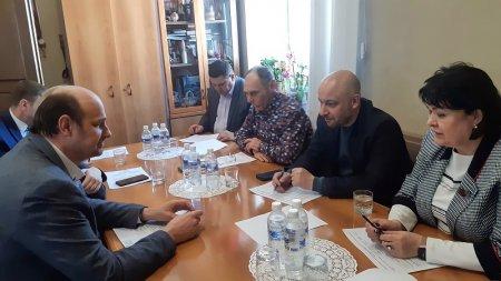 Ольга Носенко провела встречу с иркутскими депутатами